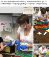 Hands-On Learning at it's Best!