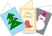Holiday Cards through Minted