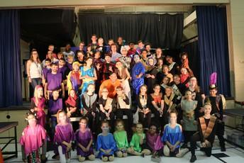 Aladdin Kids Cast and Crew
