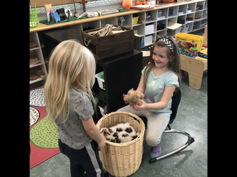 Kindergarten Friendships