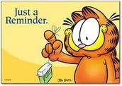 Friendly Reminders