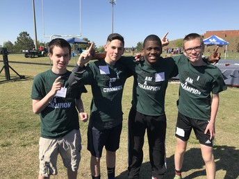 Gators of the Week:  Special Olympic Athletes Shine at White Knoll