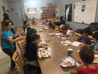 National Pizza Month: 2nd Grade