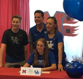 Hayley Griesser Commits to University of Kentucky