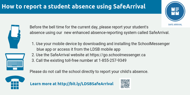 Report Your Child's Absence