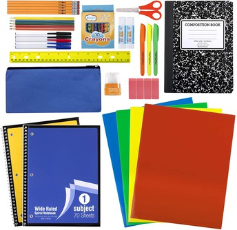 School Supply & Parent Resource Pick Up & Technology Swap