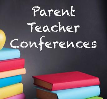 Parent Teacher Conferences are soon!