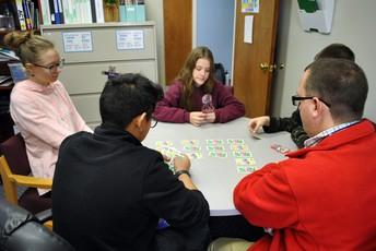 Board Game and Card Game Club