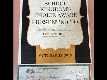 Kingdom's Choice Award