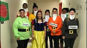 C-Hall Snow White and Her Dwarfs