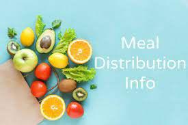Meal distribution reminder