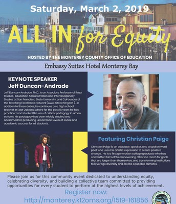 ALL IN FOR EQUITY Summit