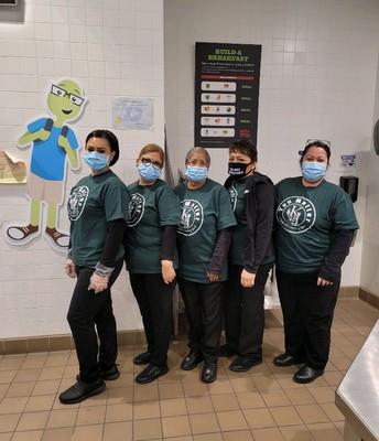 Cafeteria Team