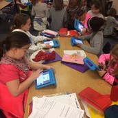 3rd Graders: Educreations in Math!