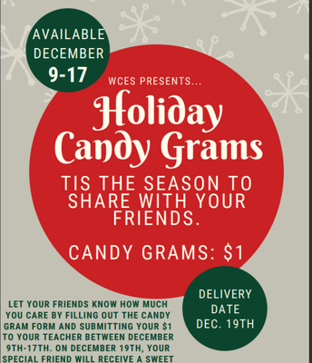 Holiday Candygrams