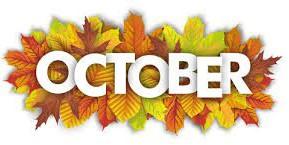 OCTOBER IS CHILDREN'S HEALTH MONTH