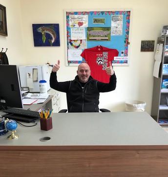 Mr. VanWeelden, Bloomingdale Elementary Principal