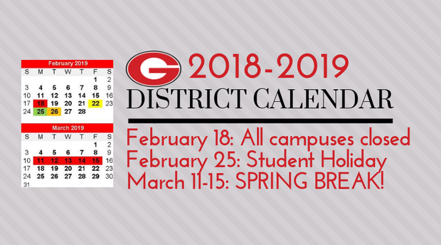 LINK TO DISTRICT CALENDAR
