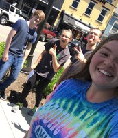 Scavenger Hunt at Beebs and Bubs