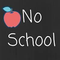 No School - April 2