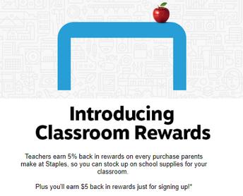 Staples Rewards Program