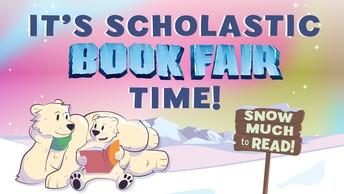 Fall Book Fair: November 18-26, 2019