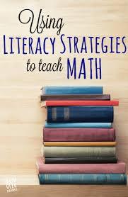 Using Reading Strategies to Teach Math