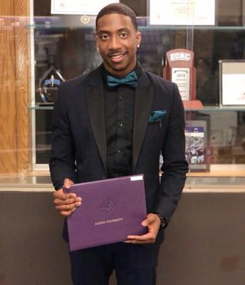 Jordan Rufus - BCS Class of 2012