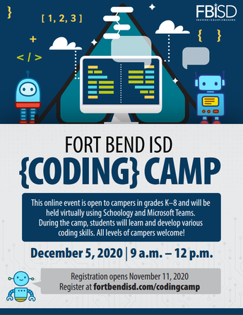 FBISD Coding Camp
