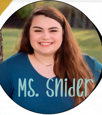 Welcome, Ms. Snider!
