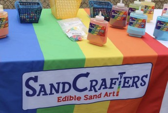 SWEET or SOUR? Make Your Own Edible Sand Art with Your Kids!
