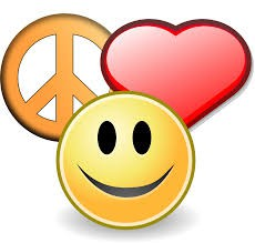 Tuesday - Peace, Love & Kindness!