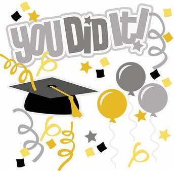 Congratulations 8th Graders!