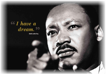 QUOTE FOR THE PRINCIPAL'S JOURNEY...as you think about Martin Luther King Day recognition.