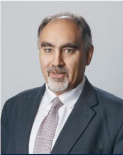 Photograph of Dr. Robert Holzweiss