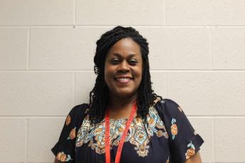 Audrey Crutcher, Assistant Principal