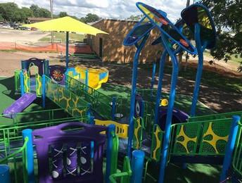 Bentley's Playground - Ms. Kuckelman's class - May 20th