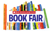 Scholastic Book Fair at November Conferences