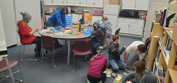 Cayuse Prairie 6th Grade Helpers