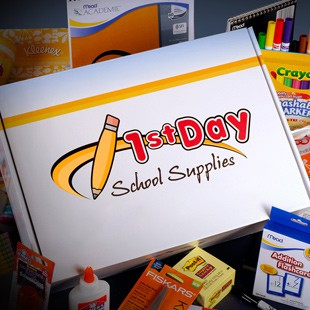1st Day School Supplies - Order NOW for 2019-20