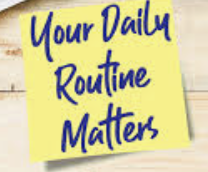 5 Tips to Help Get Back to a Routine