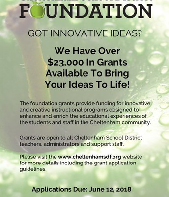 CSD Foundation Grants