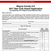 Award Applications & Nomination Forms Due in September
