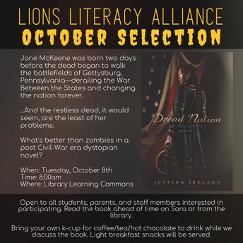 Lions Literacy