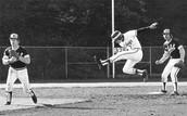 Baseball Game, 1980s