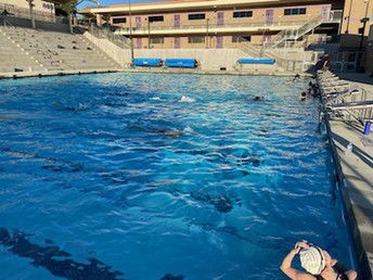 Water Polo w/ Coach Cheevers!