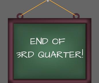 End of the Quarter