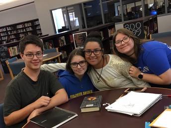 SSHS Book Club