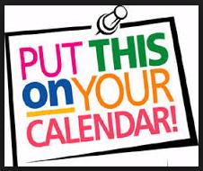 November Dates to Remember