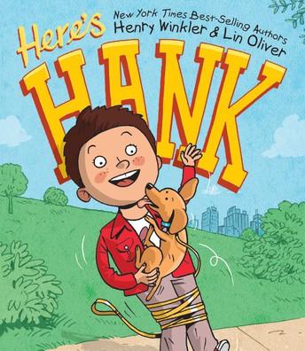 Here's Hank Series by Henry Winkler